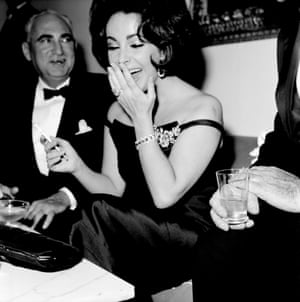 Elizabeth Taylor, who died in 2011, at the David di Donatello awards in Taormina, Sicily, in 1972. She won best foreign actress for her role in Zee and Co (also known as X, Y and Zee).