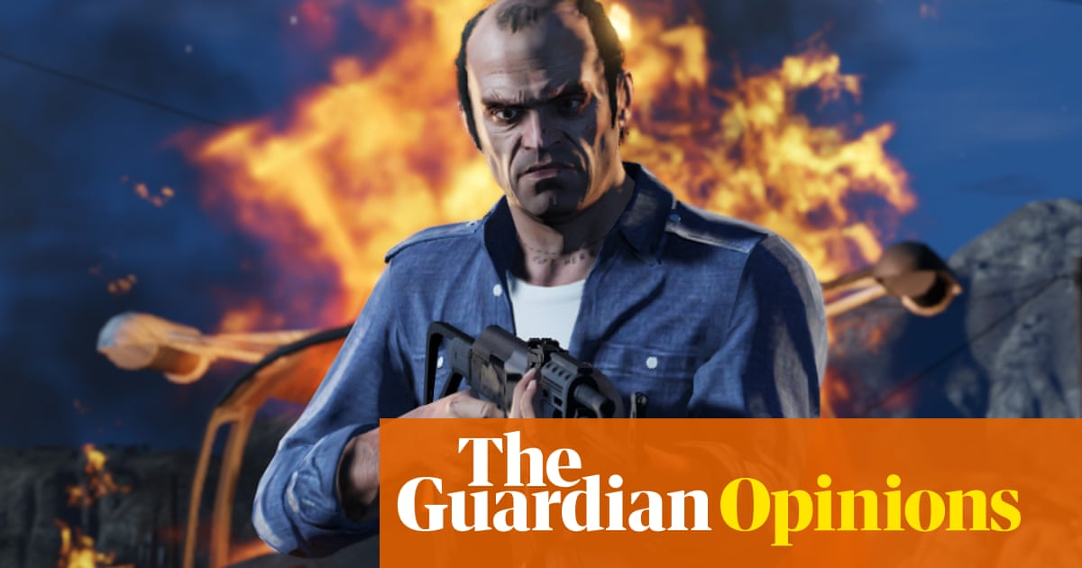 Why are people still buying Grand Theft Auto V? | Games | The Guardian