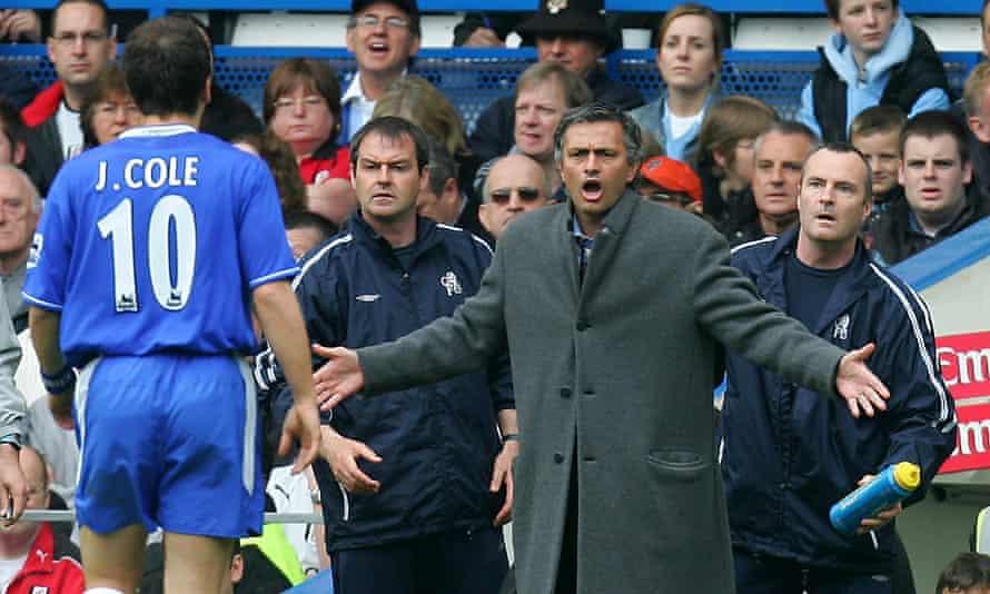 Mourinho v Cole