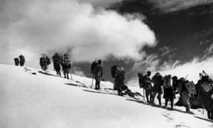 Michelle Paver's Thin Air is set during a 1930s Himalayan expedition.