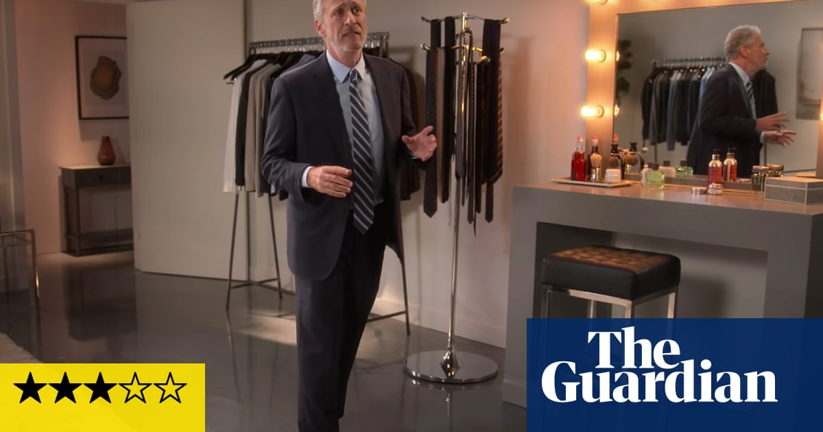 The Problem with Jon Stewart review – full of righteous rage but not very funny