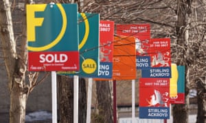 Annual house price growth slowed to the weakest rate seen in nearly four years in February.