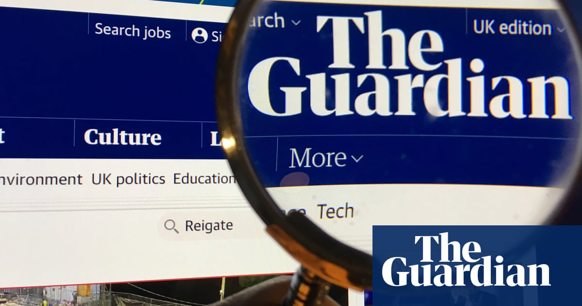 Competition: guess the date of the Guardian article – week one