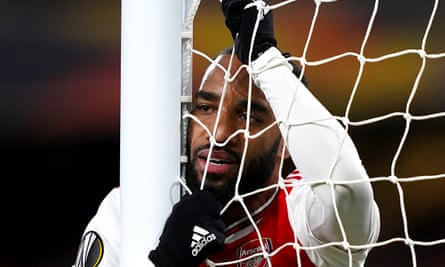 Alexandre Lacazette was reminded of his responsibilities by Arsenal less than two years ago and his future at the club has come into question during recent months.