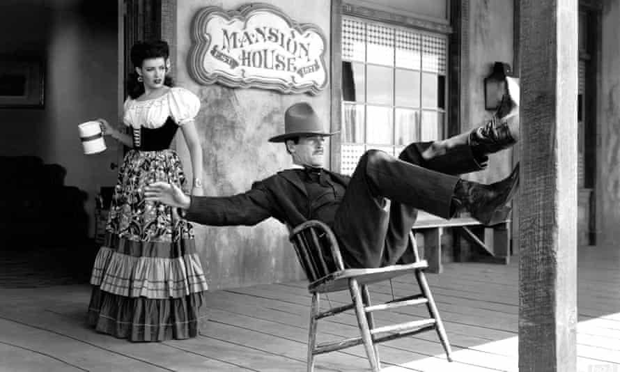 Shakespeare is deemed not fit 'for taverns or tavern louts' in John Ford's My Darling Clementine (1946)