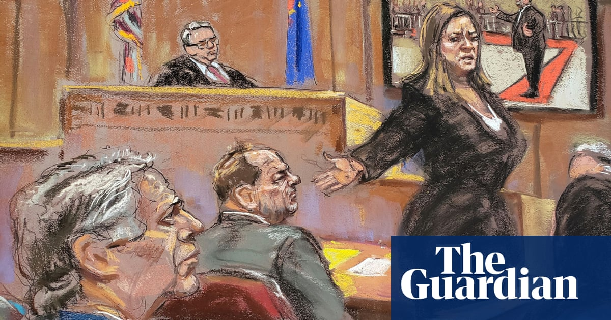 Master of his universe: Weinstein saw women as disposable, prosecutor says