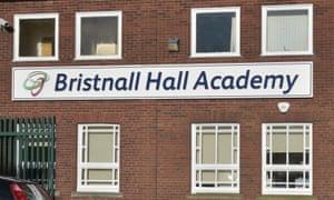 Bristnall Hall academy