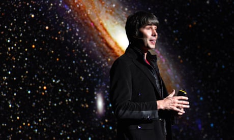 Professor Brian Cox Live: it's a bracing feeling not to be talked down to