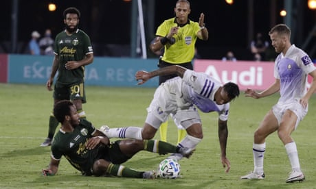 MLS is Back Tournament final: Portland Timbers 2-1 Orlando City – as it happened