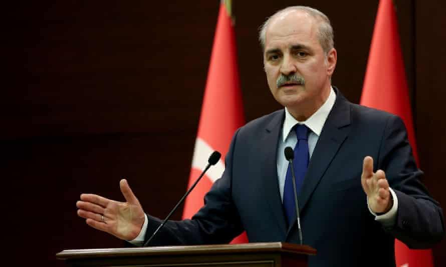 Numan Kurtulmuş is considering an emergency decree.