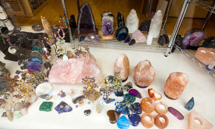 Are crystals the new blood diamonds? | Global | The Guardian