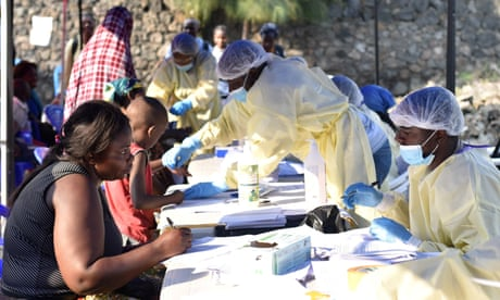 More of the same won't solve Congo's Ebola crisis – let locals lead
