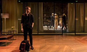 Andrew Scott as Hamlet at the Almeida … such productions 'should not be thrown away'.