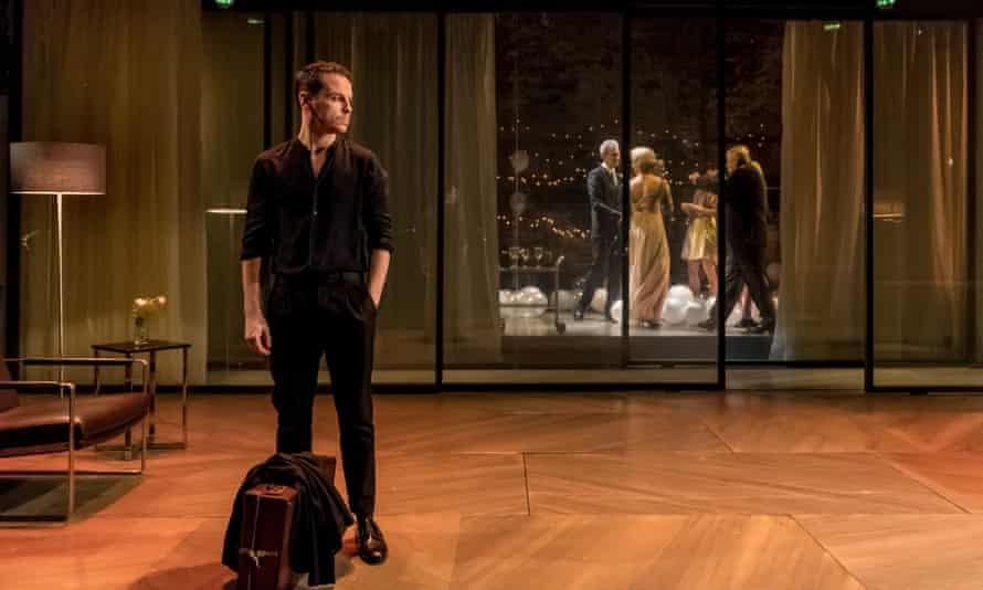 Andrew Scott as Hamlet