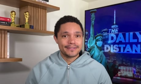 Trevor Noah: 'People who don't wear masks are ruining it for everyone'