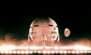 Space pod from 2001: A Space Odyssey, 1968