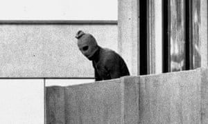 'The terrorist attack on Israeli athletes at the Munich Olympics in 1972 was covered  live by the world's networks.'