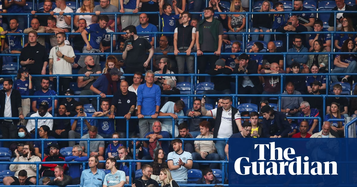 Premier League and Championship clubs to trial safe standing from January