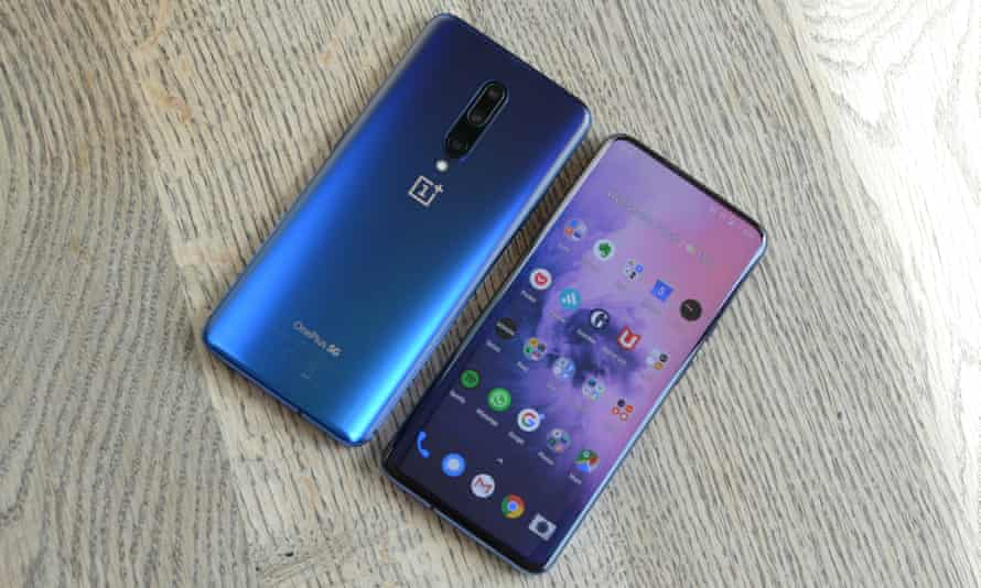 The OnePlus 7 Pro comes in 4G and 5G versions, which are identical apart from mobile broadband speed.