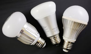 LED bulbs can help you bring down your electricity bill.