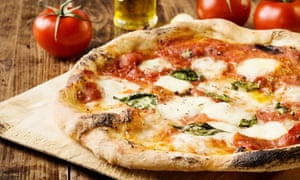 How To Eat Neapolitan Style Pizza Food The Guardian