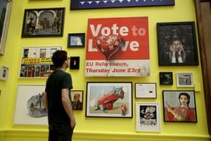 Banksy's Vote to Love