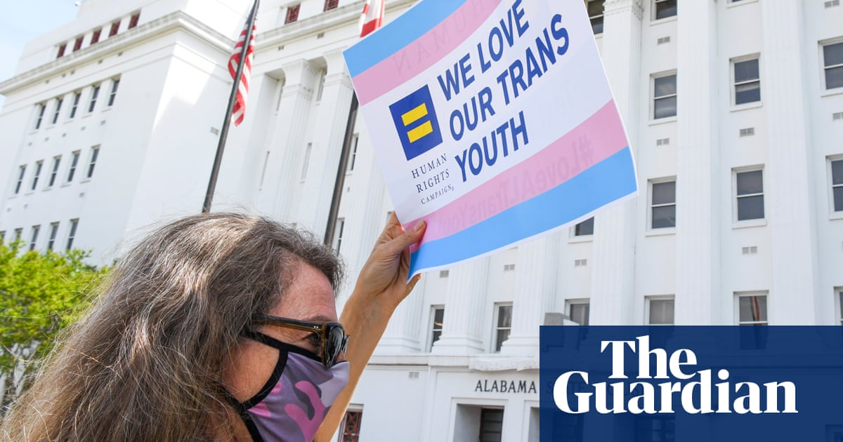 Alabama is latest state to ban trans girls from female sports teams