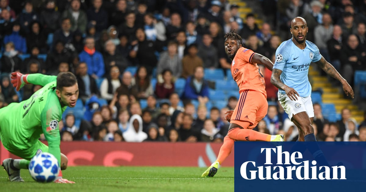 Mikel Arteta refuses to blame Guardiola's ban for Manchester City defeat | Football | The Guardian