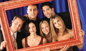 Main cast of Friends