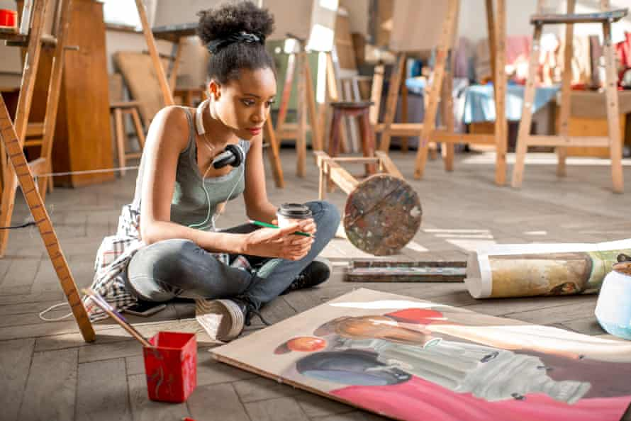 Australian female artists are paid 30% less than men, new study reveals |  Art | The Guardian