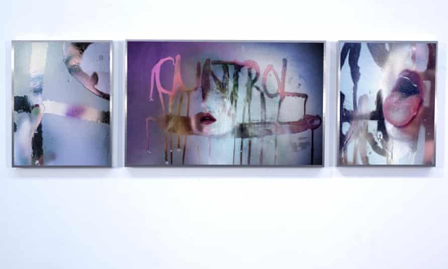 Marilyn Minter, Cuntrol, 2020.