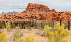 The Gold Butte national monument in Nevada. In April Trump ordered Zinke to identify which of 27 monuments designated by past presidents should be rescinded or resized.