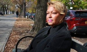 Donna Hylton, who spent 13 months at Rikers Island.