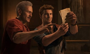 In Uncharted 4, Nathan Drake is motivated by inquisitiveness and personal drama rather than heroric need to save the world