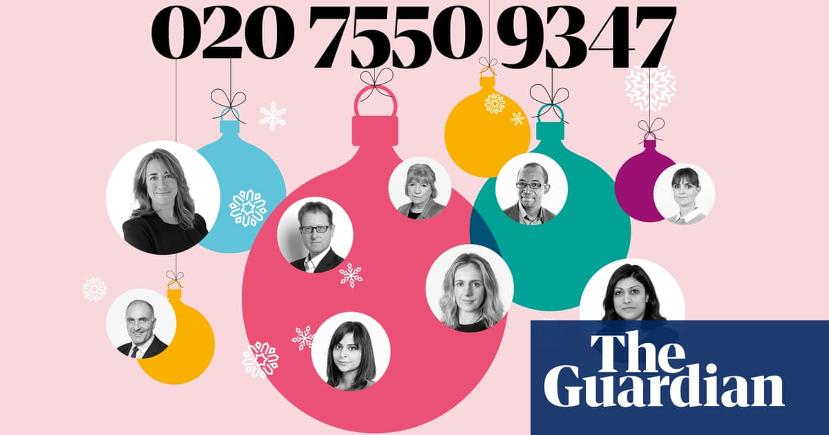 The Guardian charity telethon - talk to your favourite journalists
