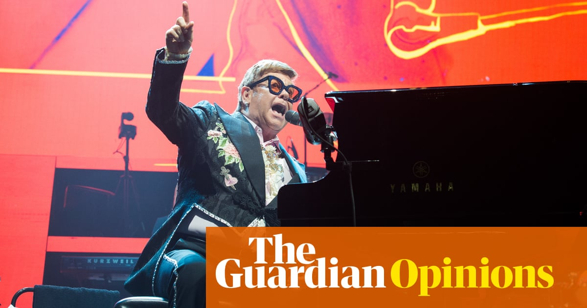 Elton John: I learned by touring Europe in the 60s. Young artists need the same chance