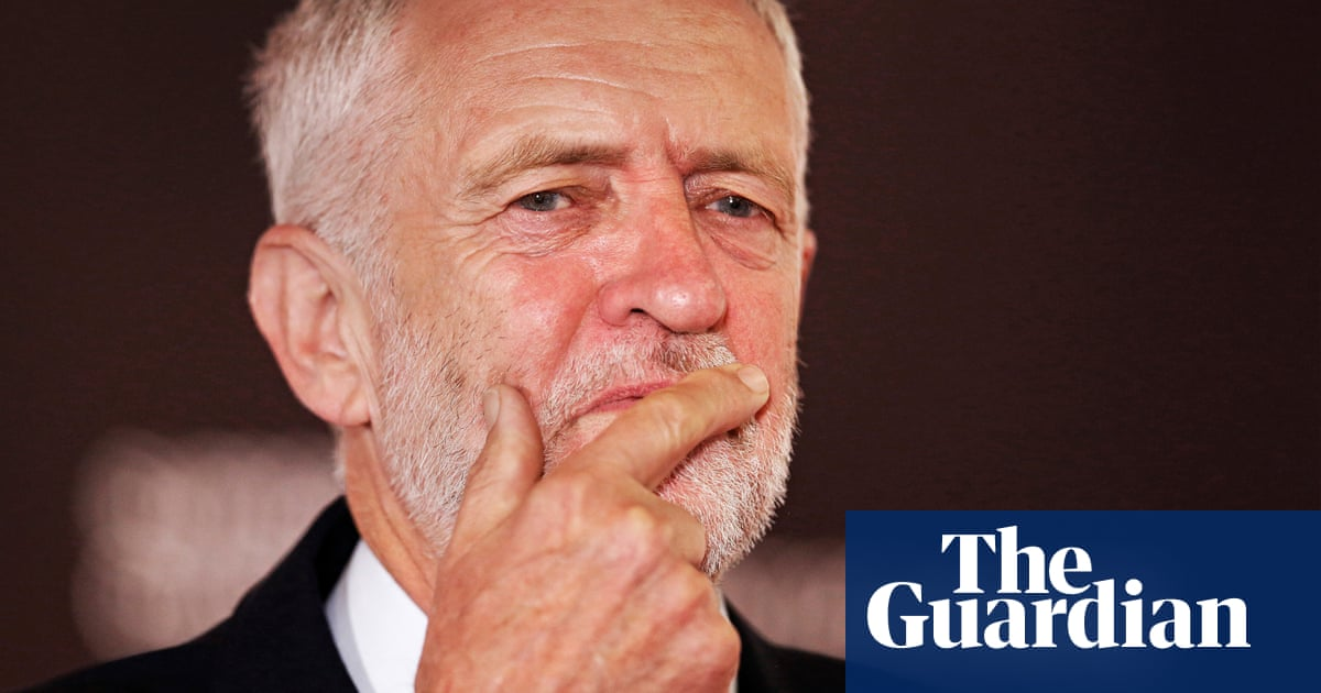 Corbyn proposes 'public Facebook' as part of media overhaul