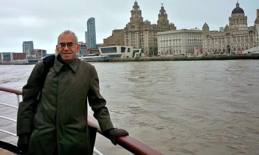 Robert Bhatia in Liverpool