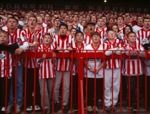 #05Looking UpSunderland v Coventry CityRoker Park1996