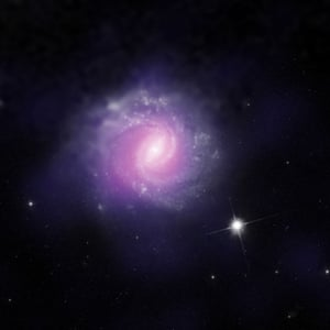 In January, astronomers found evidence of monster black holes concealed behind clouds of gas and dust in two of Earth's galactic neighbours. Luckily, they are still millions of light years away and much too distant to pose any threat to Earth.