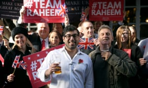 Ukip leadership candidate Raheem Kassam