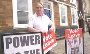 'Many proud working-class families felt leave was the right choice for them.'