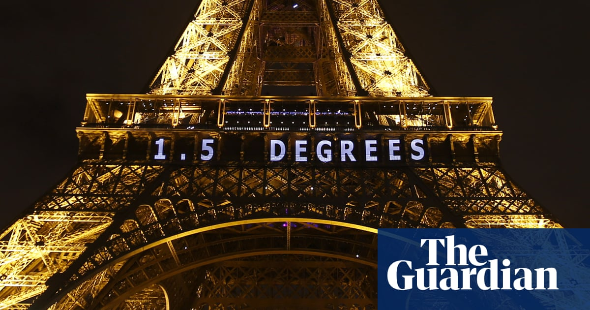 Climate Scientists Debate A Flaw In The Paris Climate Agreement