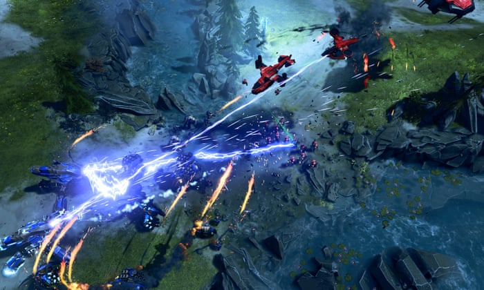 Halo Wars 2 review – exciting revival of the real-time