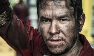 Mark Wahlberg in the Deepwater Horizon film