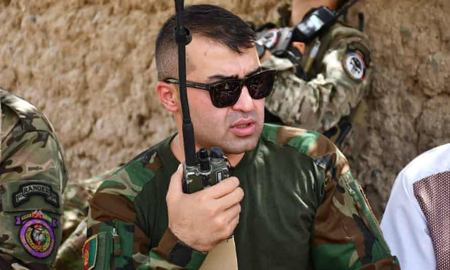 Gen Sami Sadat, commander of the Afghan army's 215th Corps, has been promoted to head of special forces.