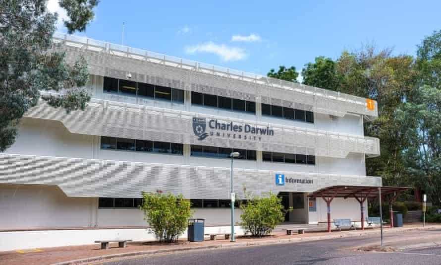 Charles Darwin University in Darwin