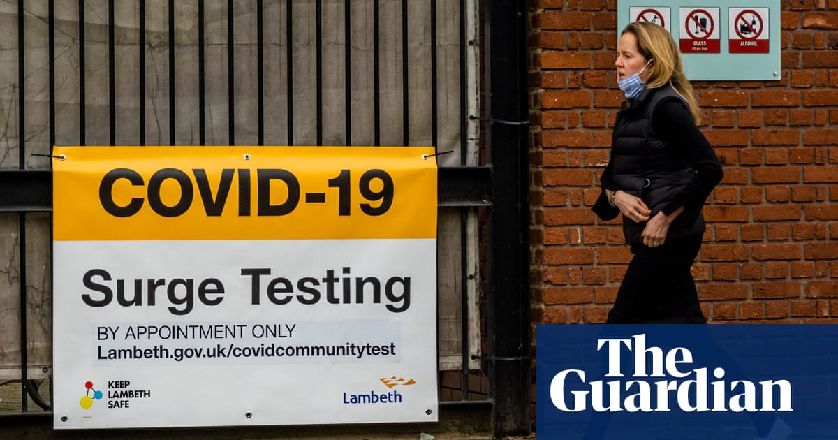 How UK scientists are tracking down new Covid variants – podcast – The Guardian