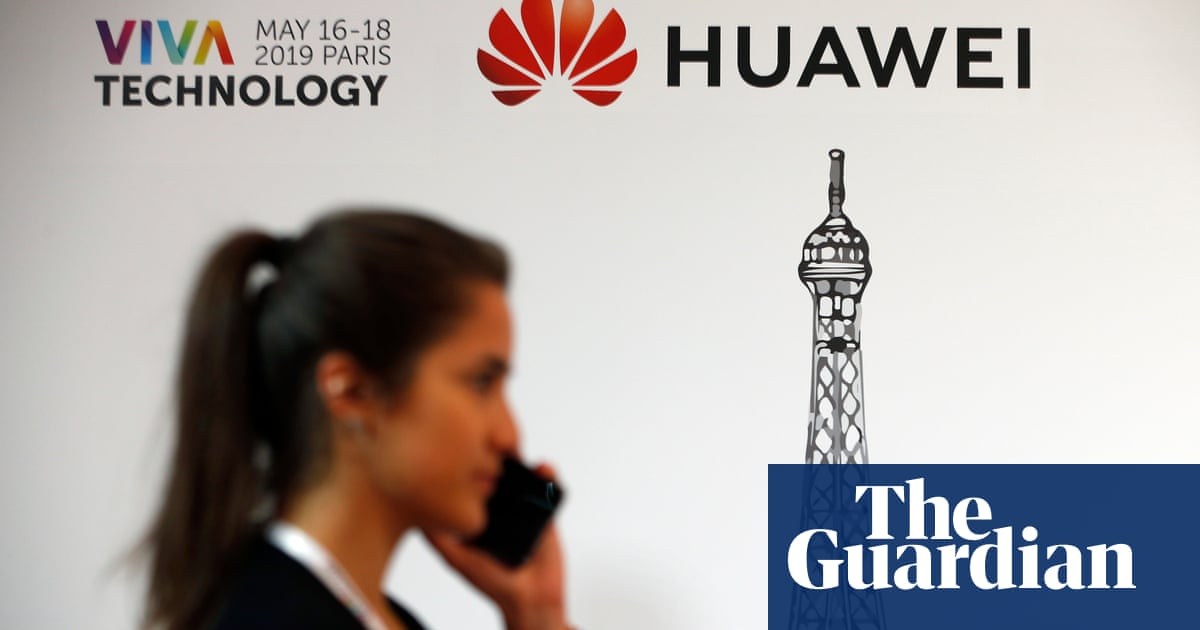 Google 'blocks Huawei access to Android updates' after blacklisting