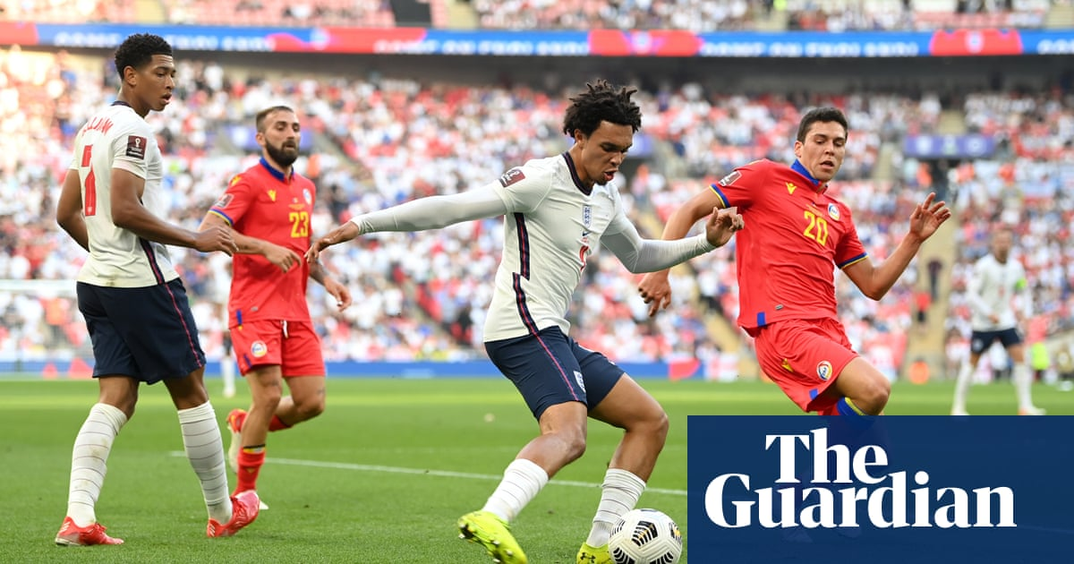 Shifting Trent Alexander-Arnold into midfield is a blast from the failed past